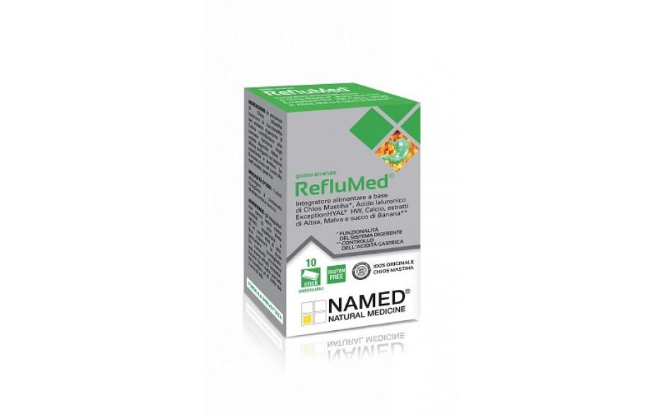 NAMED REFLUMED ANANAS 10 STICKS 20 G  - Farmastar.it