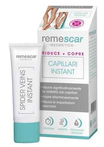 REMESCAR CAPILLARI INSTANT 40 ML - Farmacia 33