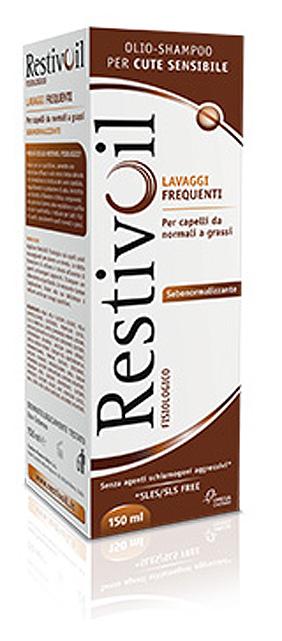 Restivoil Olio Shampoo Fisiologico Sebo-Normalizzante 250 ml - La tua farmacia online