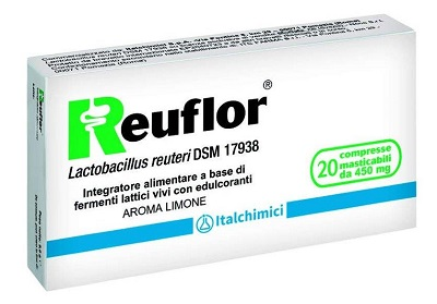 Reuflor 20 Compresse - Farmalilla