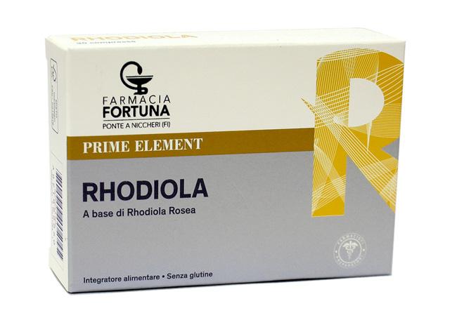 TuaFarmaonLine Rhodiola Integratore Stanchezza Fisica e Mentale 30 Compresse - La tua farmacia online