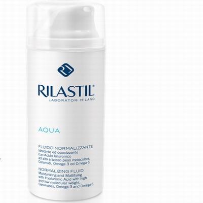 RILASTIL AQUA FLUIDO NORMALIZZANTE  - La tua farmacia online