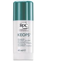 Roc Keops Sensitive Deodorante Roll-On 48h Pelle Fragile 30 ml - Farmalilla
