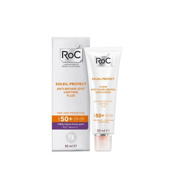 Roc Solari Crema Anti Macchie Fluida SPF50+  50ml - Farmamille