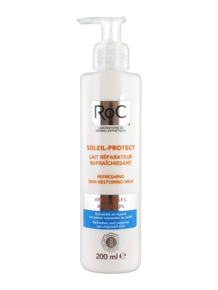 Roc Solari Latte Doposole 200ml  - Farmamille