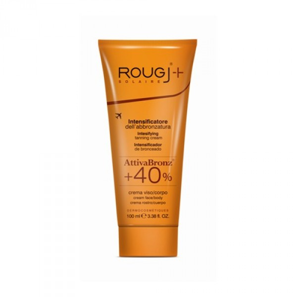 ROUGJ ATTIVA BRONZ +40% 100 ML - Farmacento