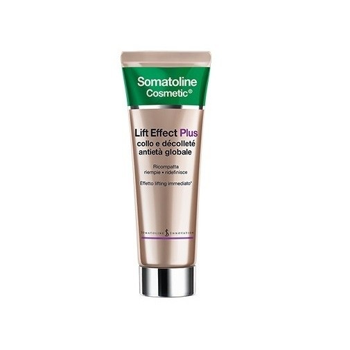 Somatoline Lift Effect plus collo e decolltè 50 ml - Zfarmacia