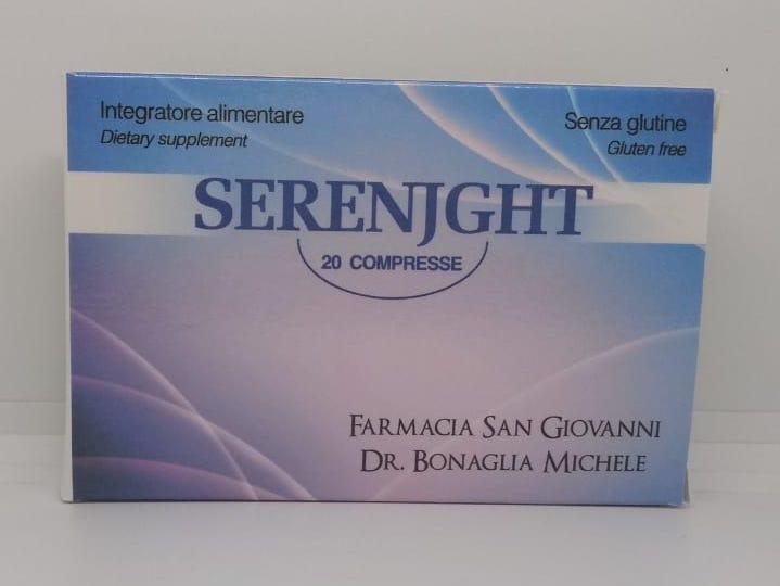 Serenjght Farmacia San Giovanni 20 Compresse - Farmalilla