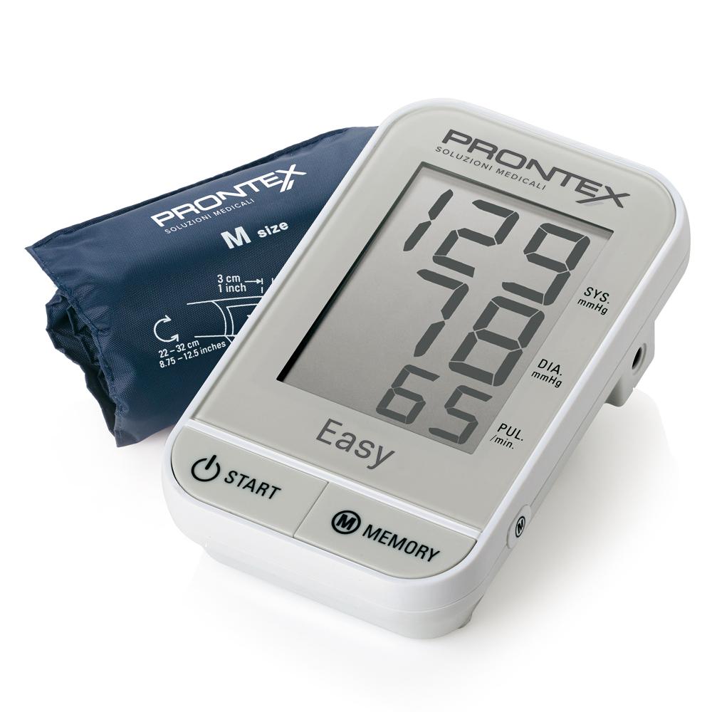 Prontex Easy misuratore di pressione automatico - Zfarmacia