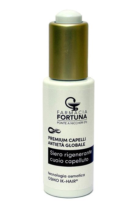 TuaFarmaOnline Siero Rigenerante Cuoio Capelluto Antietà Gocce 50 ml - La tua farmacia online