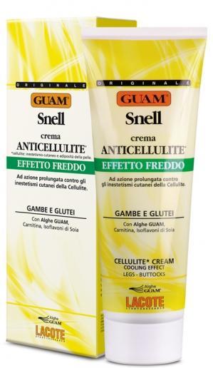 Guam Snell Crema AntiCellulite Effetto Freddo Gambe e Glutei 250ml - La tua farmacia online