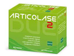 Sofar Articolase 2 Integratore Alimentare 20 Bustine - Farmamille