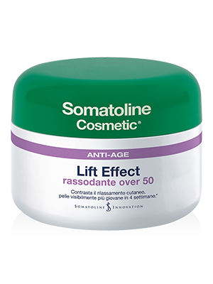 SOMATOLINE COSMETIC LIFT EFFECT RASSODANTE OVER 50 300 ML - Zfarmacia