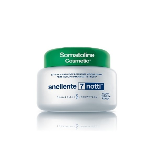 SOMATOLINE COSMETIC ANTICELLULITE SNELLENTE 7 NOTTI  250 ML  - Farmastar.it