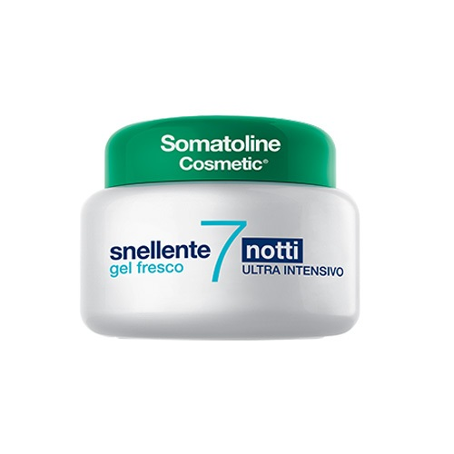 SOMATOLINE COSMETIC ANTICELLULITE SNELLENTE 7 NOTTI GEL FRESCO 400 ML  - Farmastar.it