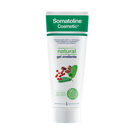 Somatoline Cosmetic Natural Gel Snellente 250ml - La tua farmacia online