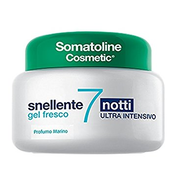 SOMATOLINE COSMETIC SNELLENTE 7 NOTTI GEL FRESCO ULTRA INTENSIVO 400ML //// - Zfarmacia