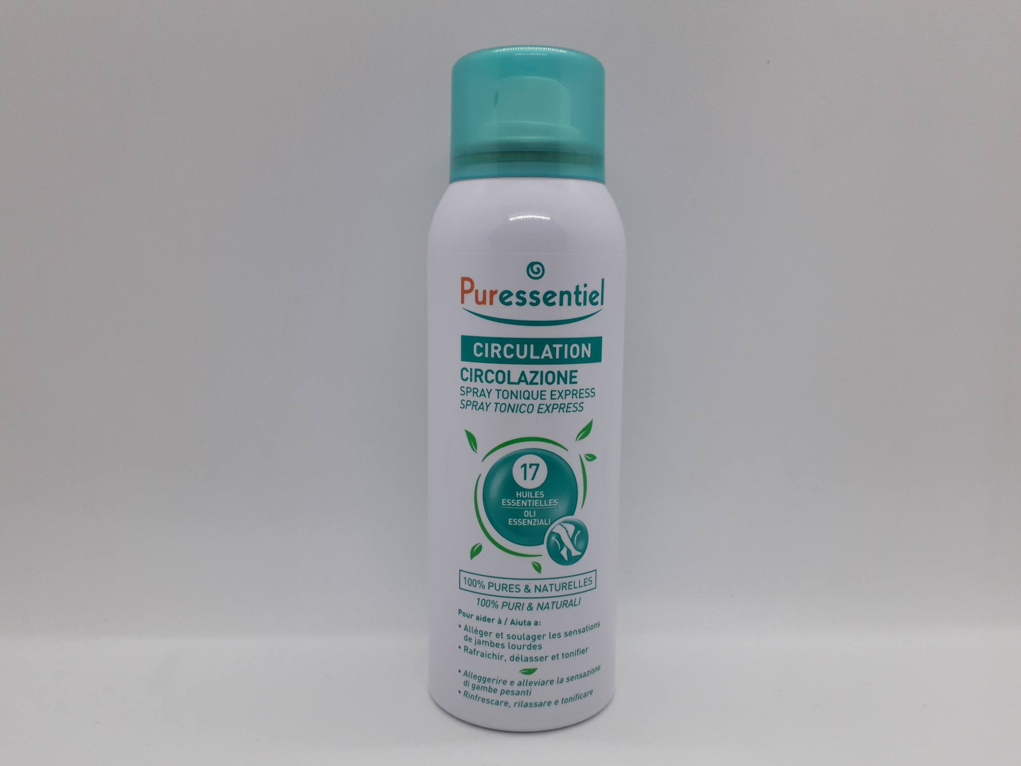 SPRAY TONICO EXPRESS CIRCOLAZIONE 100 ML - Farmaciaempatica.it