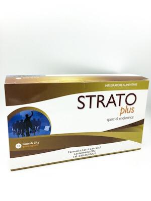STRATO PLUS 24 BUSTINE 25 G - Farmacento