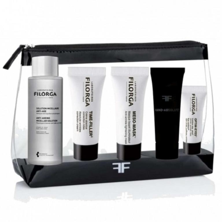 SVR FILORGA LUXURY TRAVEL KIT - Farmamille