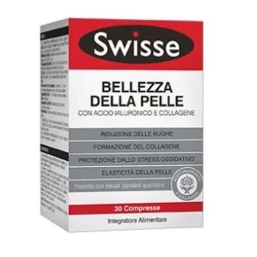 SWISSE BELLEZZA DELLA PELLE 30 COMPRESSE - Zfarmacia
