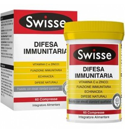 SWISSE DIFESA IMMUNITARIA 60 COMPRESSE - Farmastar.it