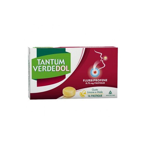Tantum VerdeDol*16 Pastiglie al Gusto Limone e Miele - La tua farmacia online