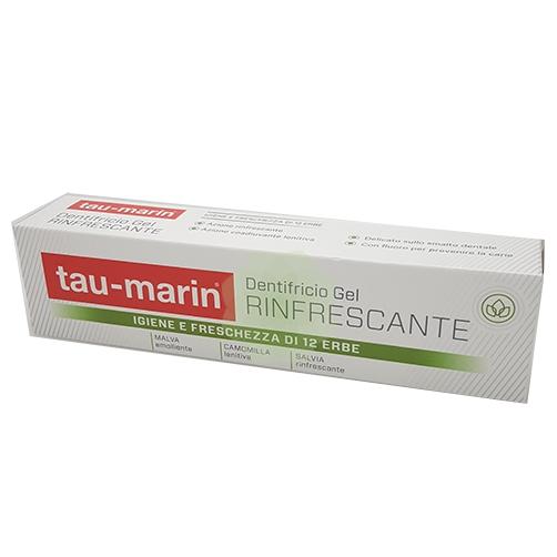 TAU MARIN DENTIFRICIO RINFRESCANTE 75 ML - Zfarmacia