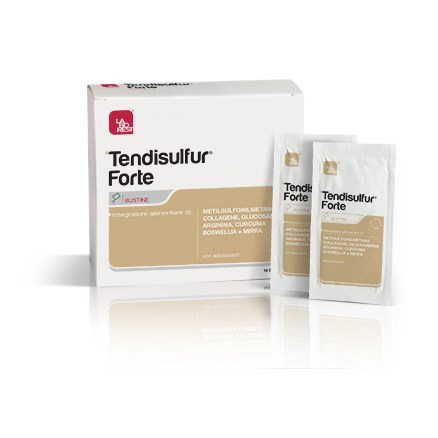 Laborest Tendisulfur Forte Integratore 14 Bustine - Farmastar.it
