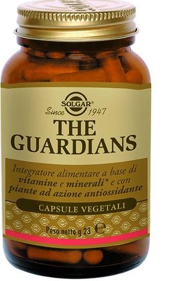 Solgar The Guardians 60 Capsule Vegetali - Farmacia 33