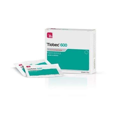 Tiobec 600 16bs 40g - Farmamille