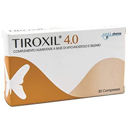 TIROXIL 4,0 30 COMPRESSE - Farmamille