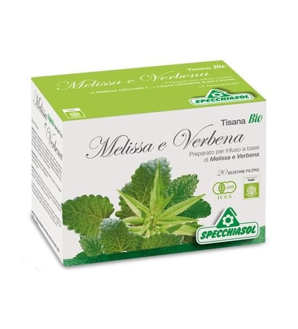Tisana Melissa/verbena 20bust - Farmacia 33