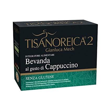 Tisanoreica2 Bevanda al gusto di Cappuccino 4x28gr - La tua farmacia online