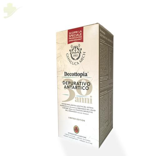 Tisanoreica Linea Decottopia Depurativo Antartico Edizione Speciale 30 Anni 500 ml - Farmastar.it