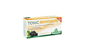 Tonic Benessere Integratore Alimentare 12 Flaconcini - Farmacia 33