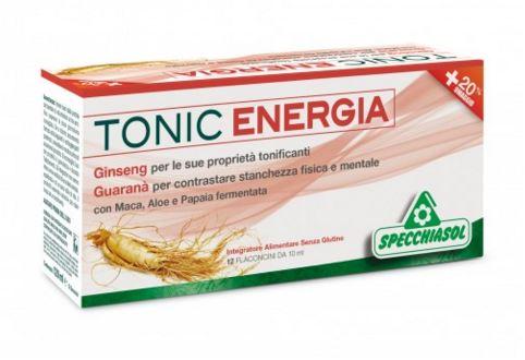 Tonic Energia Integratore Alimentare 12 Flaconi - Farmacia 33