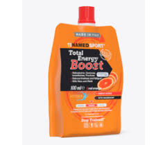TOTAL ENERGY BOOST RED ORANGE 100 ML - Farmamille