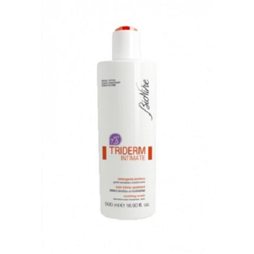 BIONIKE TRIDERM INTIMATE DETERGENTE LENITIVO IGIENE INTIMA PH 7,0 500 ML - Farmastar.it