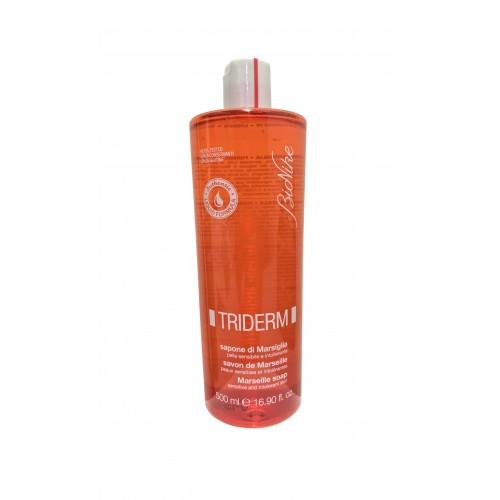 BioNike Triderm Sapone Di Marsiglia Liquido 500ml - Farmacia 33