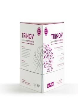 TRINOV LOZIONE ANTICADUTA DONNA 30 ML - Farmacento