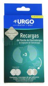URGO RICARICHE CEROTTO ELETTROTERAPICO 3 GEL - Farmacia 33