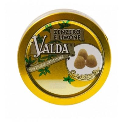 VALDA ZENZERO LIMONE CON ZUCCHERO - Farmamille
