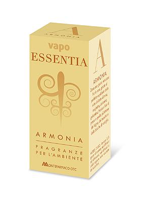 Vapo Essentia Armonia Fragranze Per L'Ambiente 10ml - La tua farmacia online