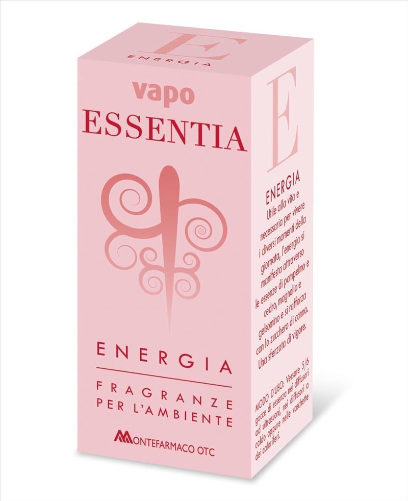 Vapo Essentia Energia Fragranze Per L'Ambiente 10ml - La tua farmacia online
