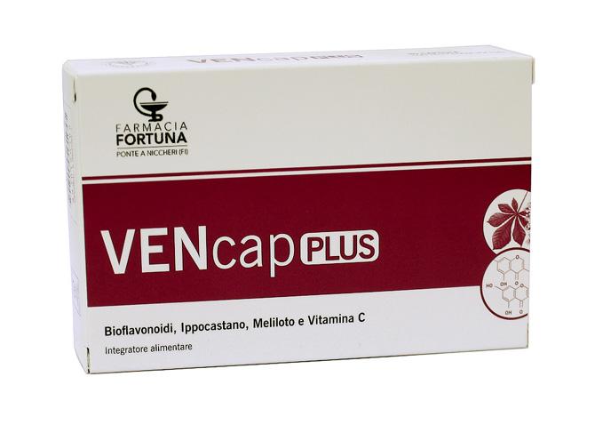 TuaFarmaonLine VENcap Plus Circolazione Venosa e Microcircolo 30 Capsule Softgel - La tua farmacia online