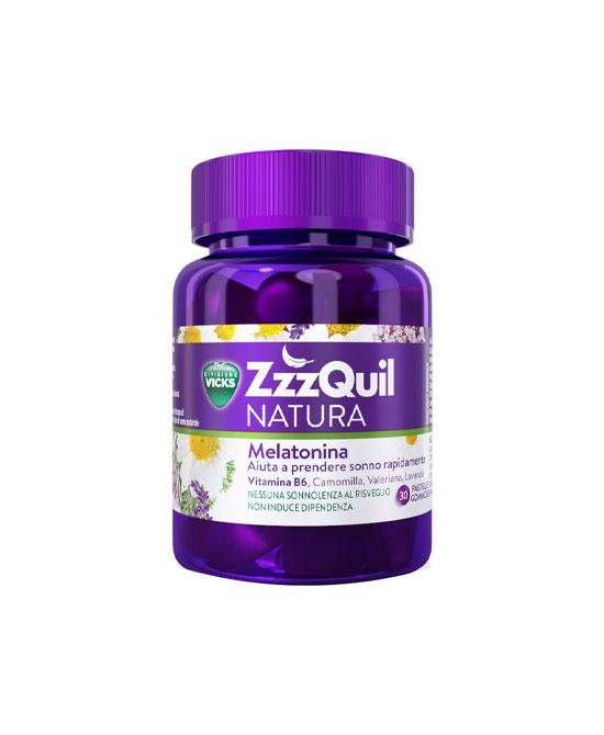 VICKS ZZZQUIL NATURA 30 PASTIGLIE - La tua farmacia online