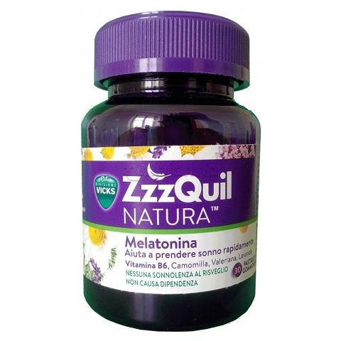 VICKS ZZZQUIL NATURA 30 PASTIGLIE - Farmamille