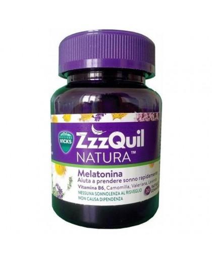 VICKS ZZZQUIL NATURA 30 PASTIGLIE - Farmaciasconti.it