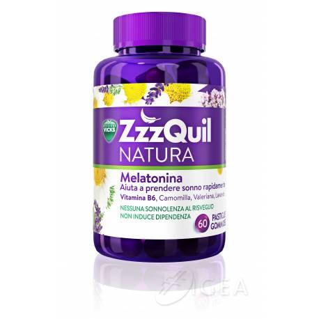VICKS ZZZQUIL NATURA 60 PASTIGLIE - Farmamille